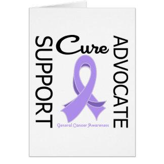 General Cancer Support Advocate Cure Felicitación