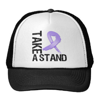 General Cancer Take A Stand Gorras