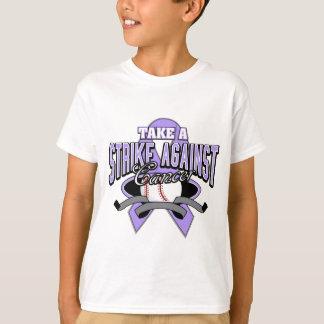 General Cancer Take A Strike T-Shirt