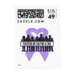 General Cancer Together We Can Find A Cure Postage