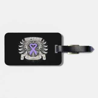 General Cancer Victory Tags For Bags