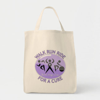 General Cancer Walk Run Ride For A Cure Bag