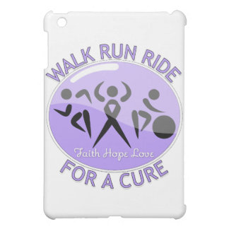 General Cancer Walk Run Ride For A Cure Cover For The iPad Mini