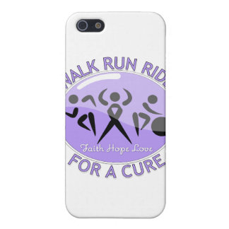 General Cancer Walk Run Ride For A Cure Covers For iPhone 5