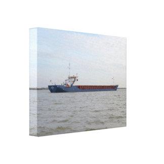 General Cargo Ship Arctica Hav Gallery Wrap Canvas