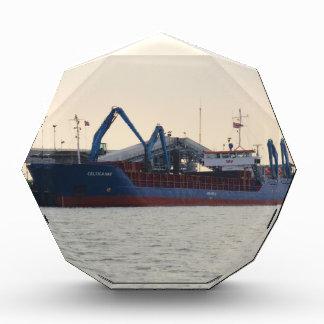General Cargo Ship Celtica Hav Acrylic Award