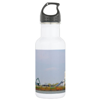 General Cargo Ship Visurgis Stainless Steel Water Bottle