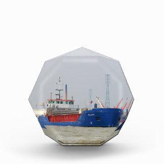 General cargo ship Willeke Acrylic Award