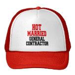 General casado caliente Contractor Gorro