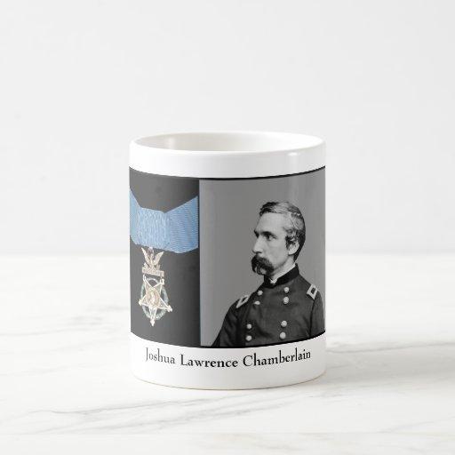 General Chamberlain and the Medal of Honor Mug