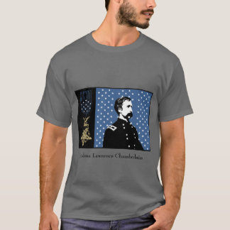 General Chamberlain and the Medal of Honor T-Shirt