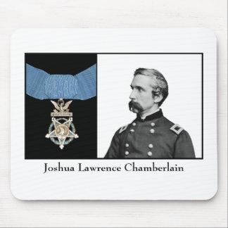General Chamberlain y la medalla de honor Alfombrilla De Ratones