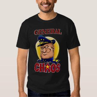 General CHAOS - Dark Team Tee