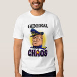 General CHAOS - Design Team Tee