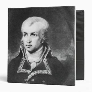 General Charles Pichegru 3 Ring Binder