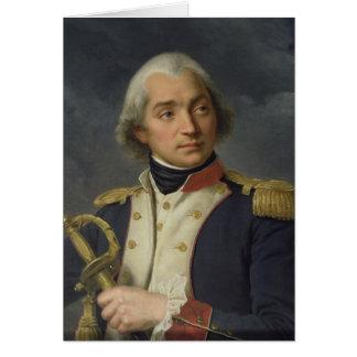 General Charles Pichegru Greeting Card