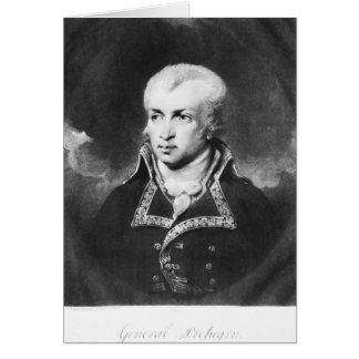 General Charles Pichegru Card