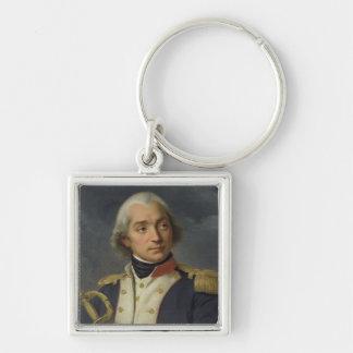 General Charles Pichegru Key Chains