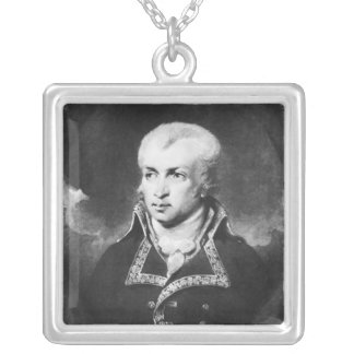 General Charles Pichegru Personalized Necklace