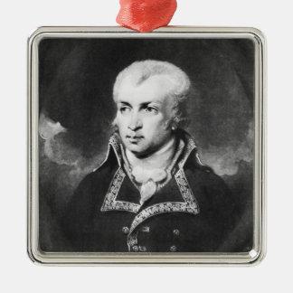 General Charles Pichegru Christmas Tree Ornament