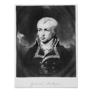 General Charles Pichegru Poster
