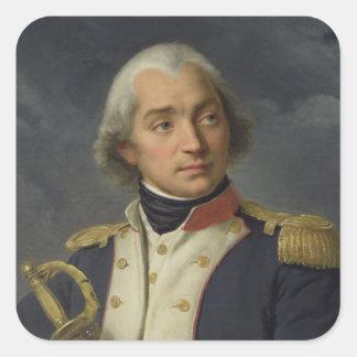 General Charles Pichegru Sticker