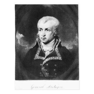 General Charles Pichegru Tarjeta Postal