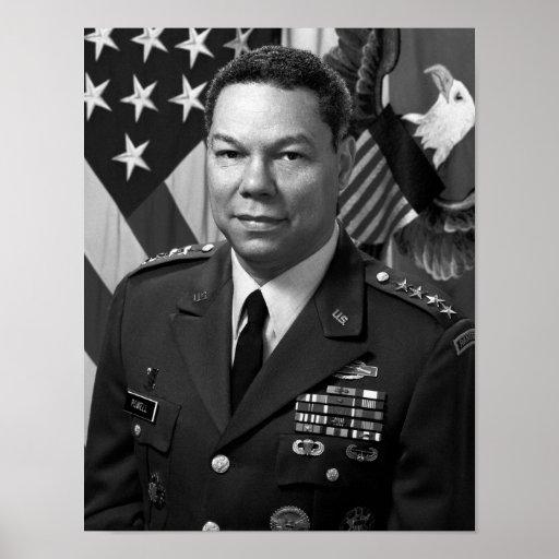 General Colin Powell Impresiones