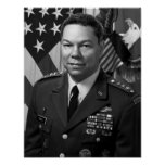 General Colin Powell Póster