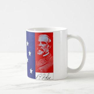 General confederado Roberto E. Lee Taza Clásica