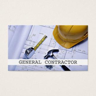 General Contractors Business Cards & Templates | Zazzle