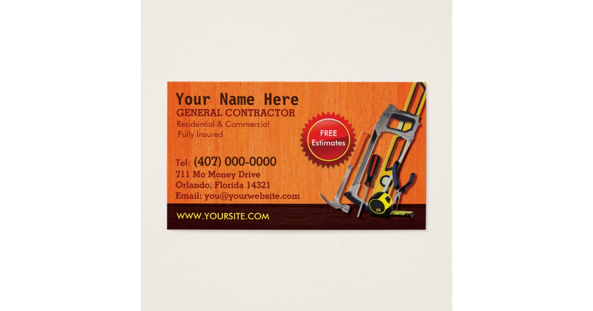 Brick Business Cards & Templates | Zazzle