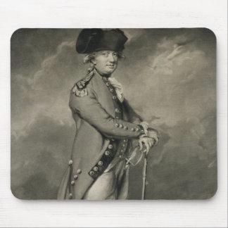 General Cornwallis (1738-1805) engraved by John Jo Mouse Pad