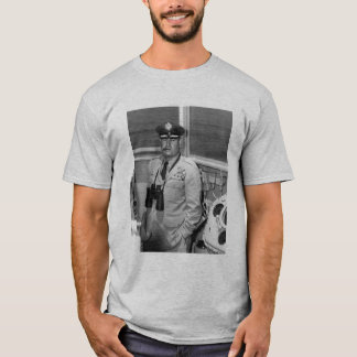 General Curtis Lemay and quote - grey T-Shirt