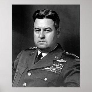 General Curtis Lemay de la fuerza aérea Impresiones