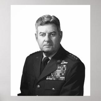 General Curtis Lemay Poster