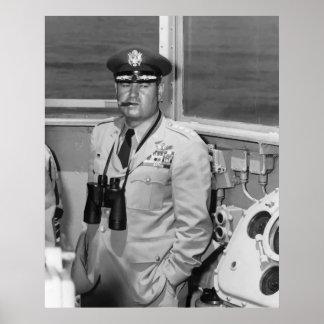 General Curtis Lemay Póster