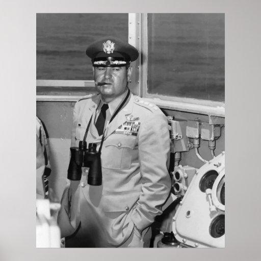General Curtis Lemay Print