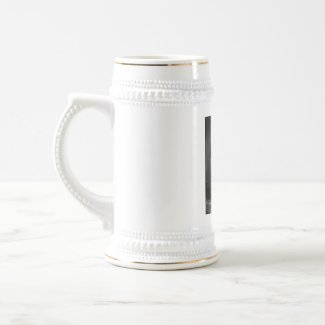 General Custer and His Wife Libbie mug