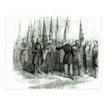 General Custer Postales