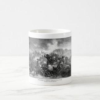General Custer's Death Struggle Coffee Mug