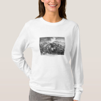 General Custer's Death Struggle T-Shirt