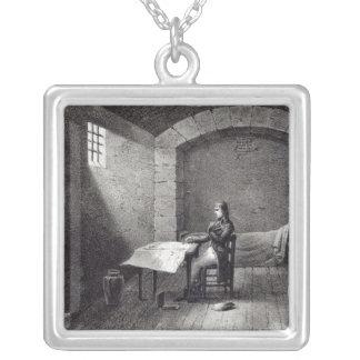 General de brigada Bonaparte en la prisión Collar Plateado