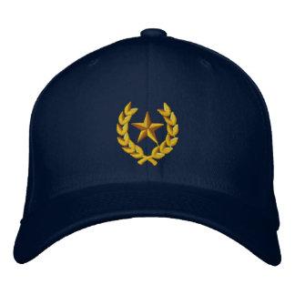 General de brigada gorra bordada