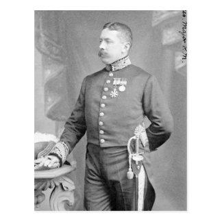 General de brigada sir Percy Molesworth Sykes Tarjetas Postales
