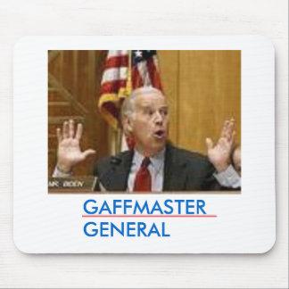 General de Joe Biden Gaffmaster Alfombrilla De Raton