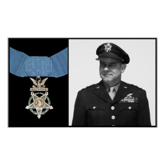 General Doolittle and The Medal of Honor Poster