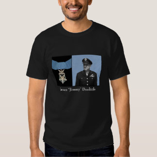 General Doolittle y la medalla de honor Camisas
