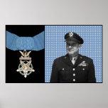 General Doolittle y la medalla de honor Impresiones