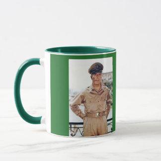 General Douglas MacArthur Mug